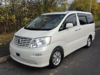 2002 Toyota Alphard 3.0 G LIMITED BIG SPEC LEATHER FRESH 5dr