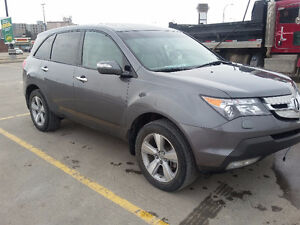 Reduced price/moving sale loaded 2008 Acura MDX Tech pkg &safety