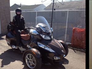 Canam - Spyder limited 2012