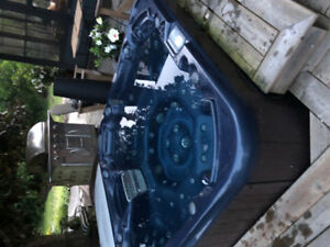 Hot Tub Spa Lazyboy