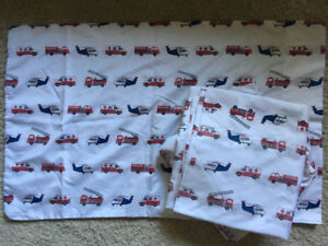 Kids/Boys Twin Sheet Bed Set.