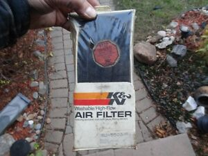 K&N SU-5503 Air Filter 83-86 Suzuki GS550