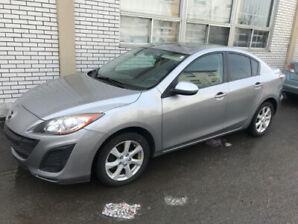 2011 Mazda Mazda3 Sport Sedan