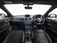 2017 Audi Q3 2.0 TDI [184] Quattro Black Edition 5dr S Tronic Auto Estate Diesel