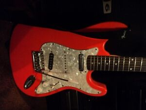 2 strats 1 great price NEW PRICE $220 FIRM FOR BOTH