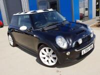 MINI Cooper S 2004 Black II R53 - Full Leather, Chili Pack, Chrono PAck