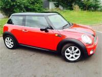 2010 MINI Hatch 1.6 Cooper Hatchback 3dr Petrol Manual (127 g/km, 122 bhp)