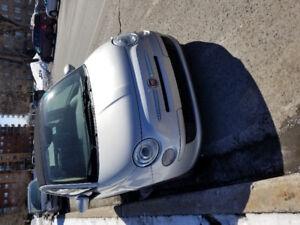 Fiat 500c sport décapotable 2013