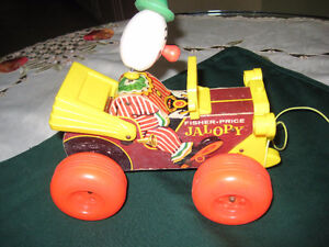 Fisher price infant toddler toys