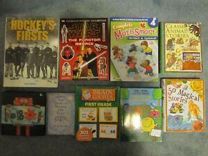 Assorted Children's Books - NEW, Sold on Choice - $4.00 ea.