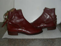 Marlborough Ladies leather riding (horse) boots