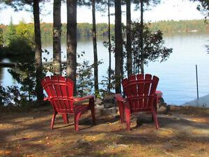Big Gull Lake - Kirk Kove Cottages - Land O Lakes Region