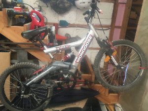 Mongoose 20 inch BMX