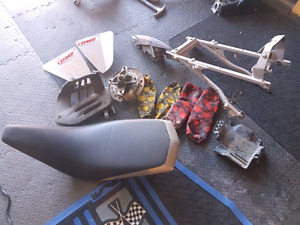 Raptor 660 parts $100 cash! Firm. Its a steal!