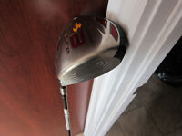 Taylormade Burner Driver, (with head cover). Golf Club.