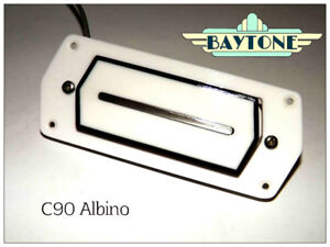 Baytone C90 Charlie Christian style guitar pickup (P90 ROUTE)