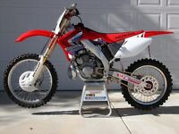 Looking for cr250 parts