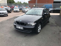 BMW 120 2.0TD DYNAMIC PACK SE 3 DOOR,ONLY 79200 MILES WITH FULL SERVICE