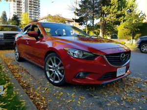 Mazda 6 GT- for sales by owner