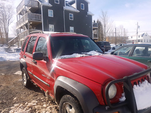 2003 jeep liberty trade/obo