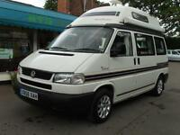2000 Auto-sleeper Trident Hi Top 4 Berth Motorhome 2.4 Turbo Diesel