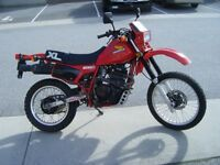 Honda XL600R Parts Wanted