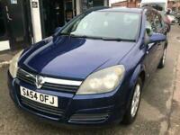 2005 Vauxhall Astra 1.8 CLUB 16V 5d 125 BHP Estate Petrol Automatic