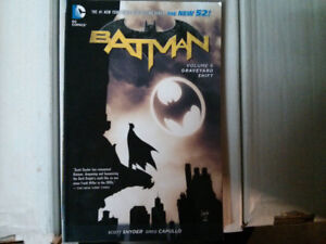 Batman Volume 6 Graveyard Shift TPB comic (Collecting Batman #0,