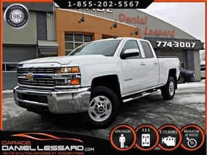 Chevrolet Silverado 2500HD LT, 4 X 4, 6.0 L, MAG 17 P, BTE 6.5 P