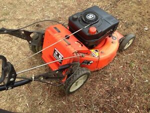 Can deliver- Ariens pro self propelled lawnmower with bag