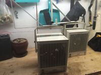 2 Electric heater