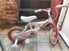 Pedal Pals 14 inch Wheel Size Kids Bike