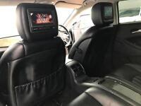 2007 57 reg Mercedes Benz CLS 320 CDI Coupe+ Black+ Huge spec+ TVs x2 + SAT NAV