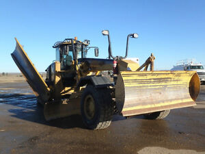 2008 Caterpillar 140M AWD Motor Grader Price to move Firm