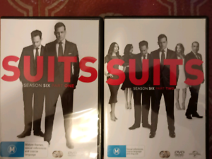 Suits season 6 part one and two.