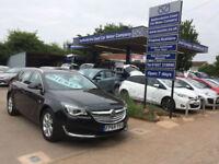 2014 64 Vauxhall Insignia 2.0CDTi (140ps) ecoFLEX Tourer TechlineSport , Black.