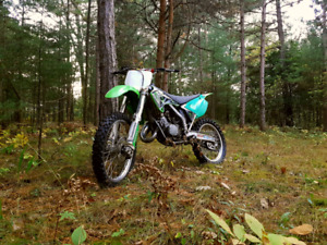 Kx125 with ownership