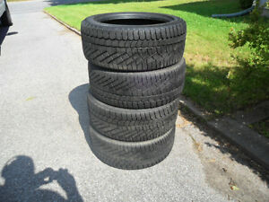 4 Continental Extreme Winter Contact en P225/45r17 a 9/32