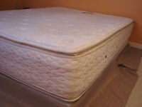 Twin, Double and Queen size beds in very good condition