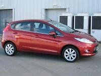 Ford Fiesta 1.25 ( 82ps ) 2009MY Zetec DEPOSIT TAKEN