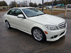 2010 Mercedes-Benz C-Class C 250 4MATIC Luxury 4D Sedan Like New