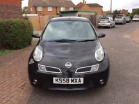 Nissan Micra Leather Interior 2009