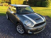 2007 57 MINI HATCH COOPER 1.6 COOPER S 3D 172 BHP