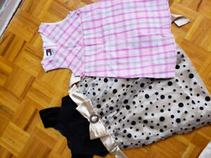 Size 2t to 5t girl clothes