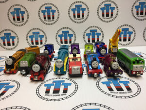 Thomas and Friends Take-N-Play Engines!