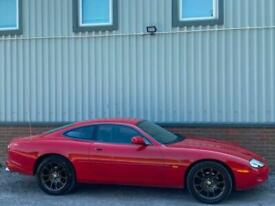 2000 [W] JAGUAR XKR 4.0 SUPERCHARGED AUTO RED 2DR COUPE