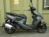 Sym FNX 125 With Start / Stop Technology & 5 Years Warranty 01634 811757
