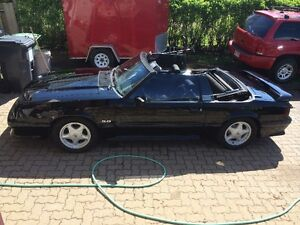 1992 Ford Mustang gt  Cabriolet