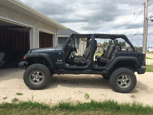 2007 Jeep Wrangler X unlimited Other