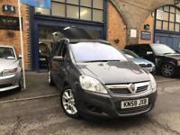 Vauxhall Zafira Elite 1.9CDTi 16v (150PS)